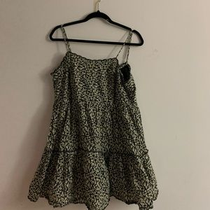 Baby doll urban outfitters dress